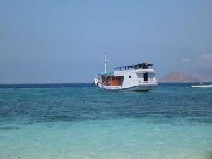 Barco donde dormimos (salida desde Labuan Bajo)