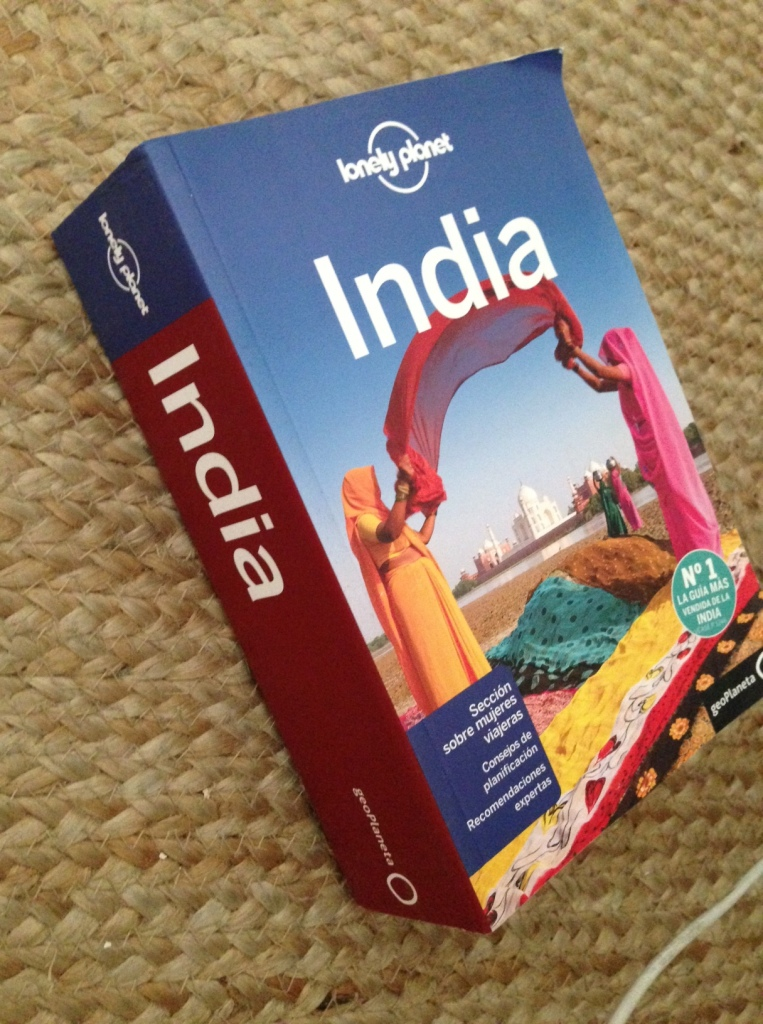 Lonely Planet to India