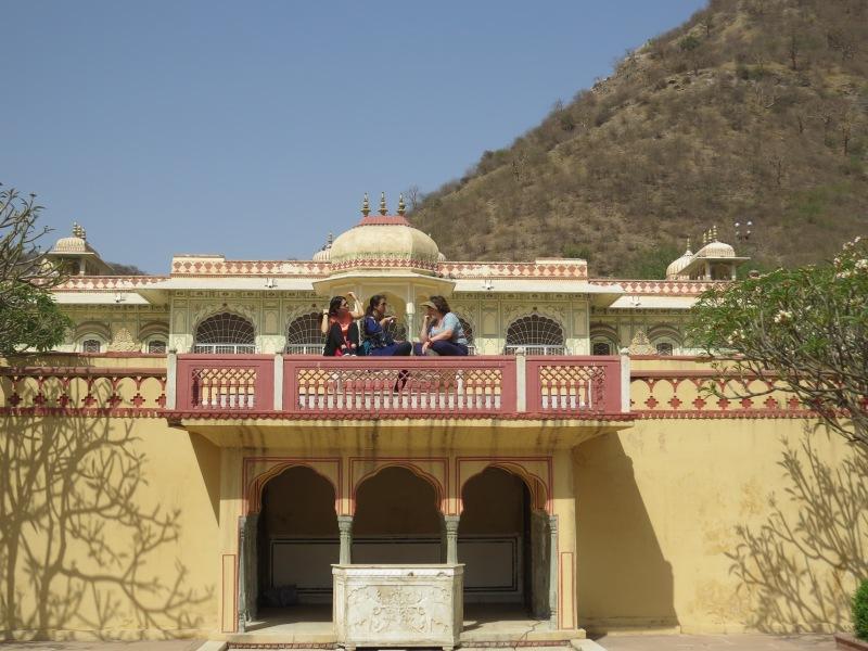 Sisodia Rani Ka Bagh Garden