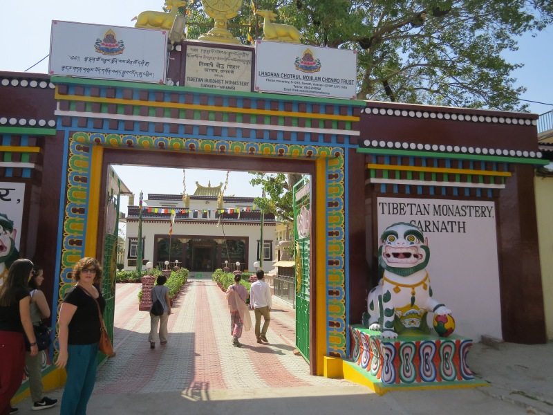Tibetan Monastery Sarnath
