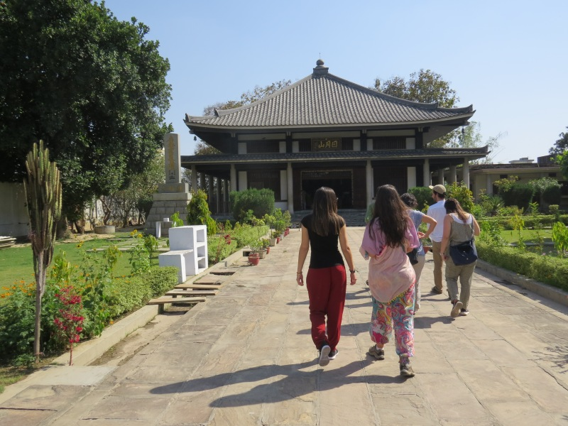 The Dharmachakra Indo-Japon Buddhist Temple