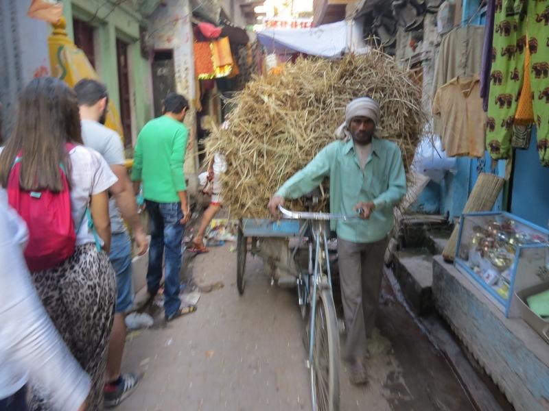 Varanasi Old City