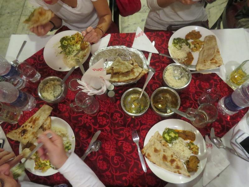 Indiana Restaurant, Agra