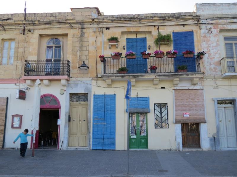 Marsaxlokk village