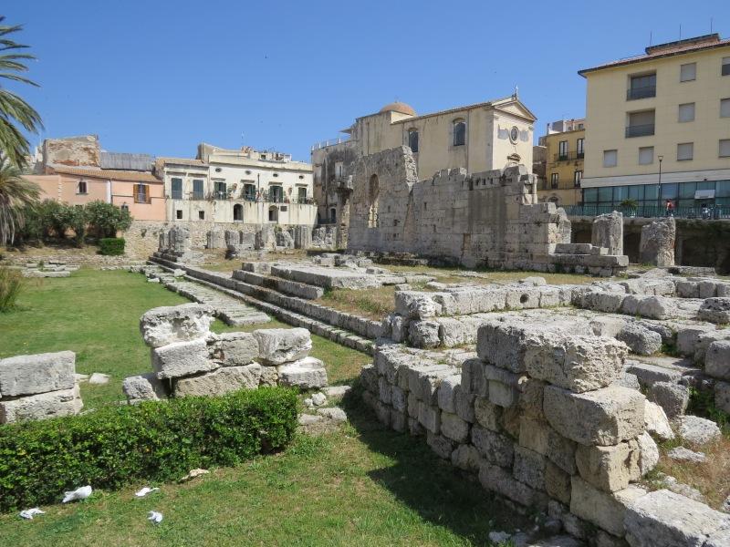 Apollonion Temple