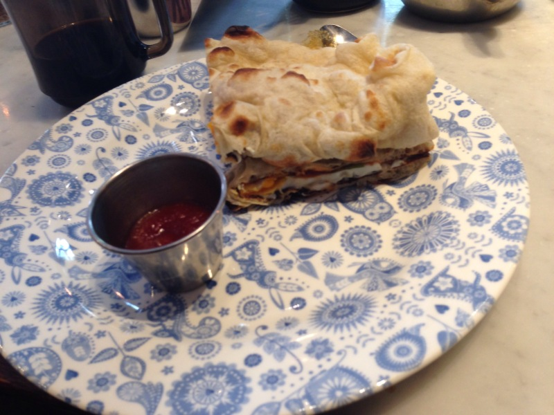 Brunch at Dishoom