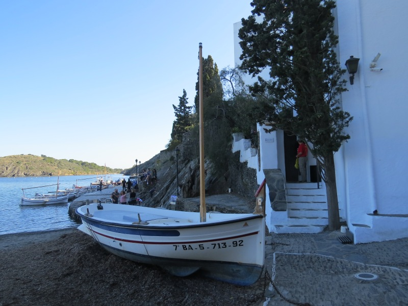 Dali´s House-Museum in Port Lligat