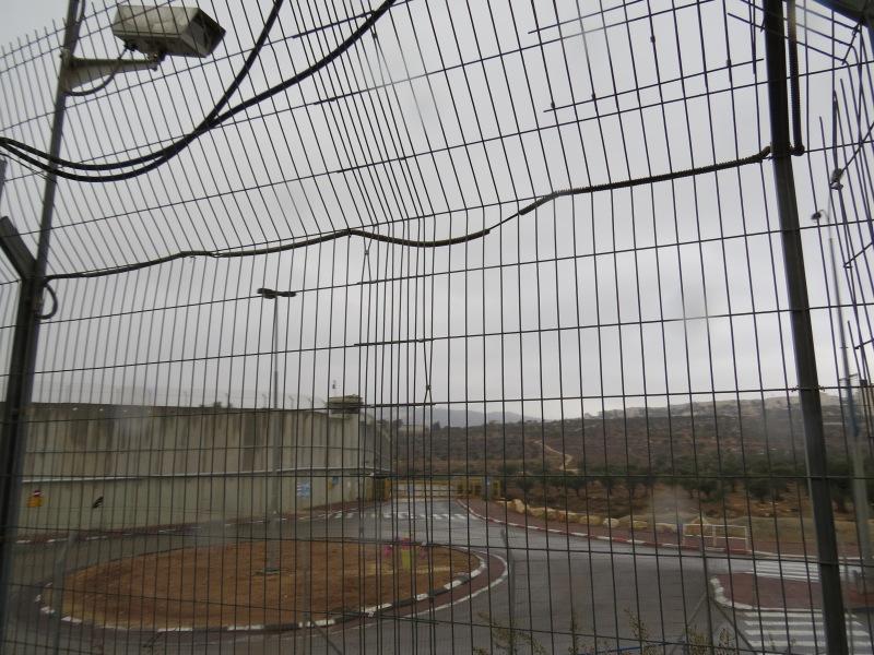 Israel-Palestine border