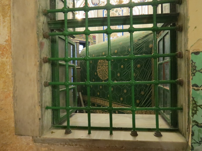 Abraham tomb, Cave of Patriarchs