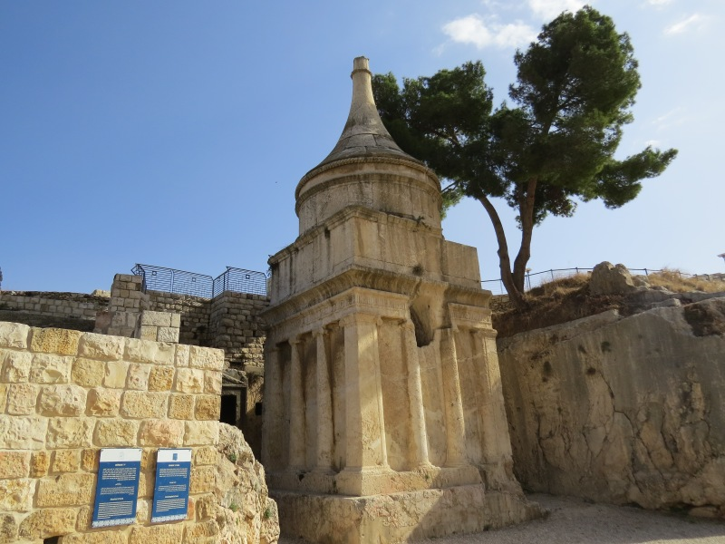 Absalom's Tomb