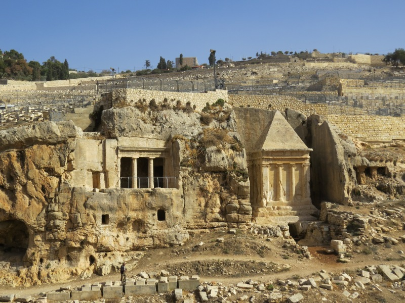 Yehoshafat Tomb