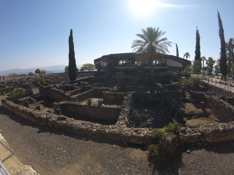 Capernaum Church