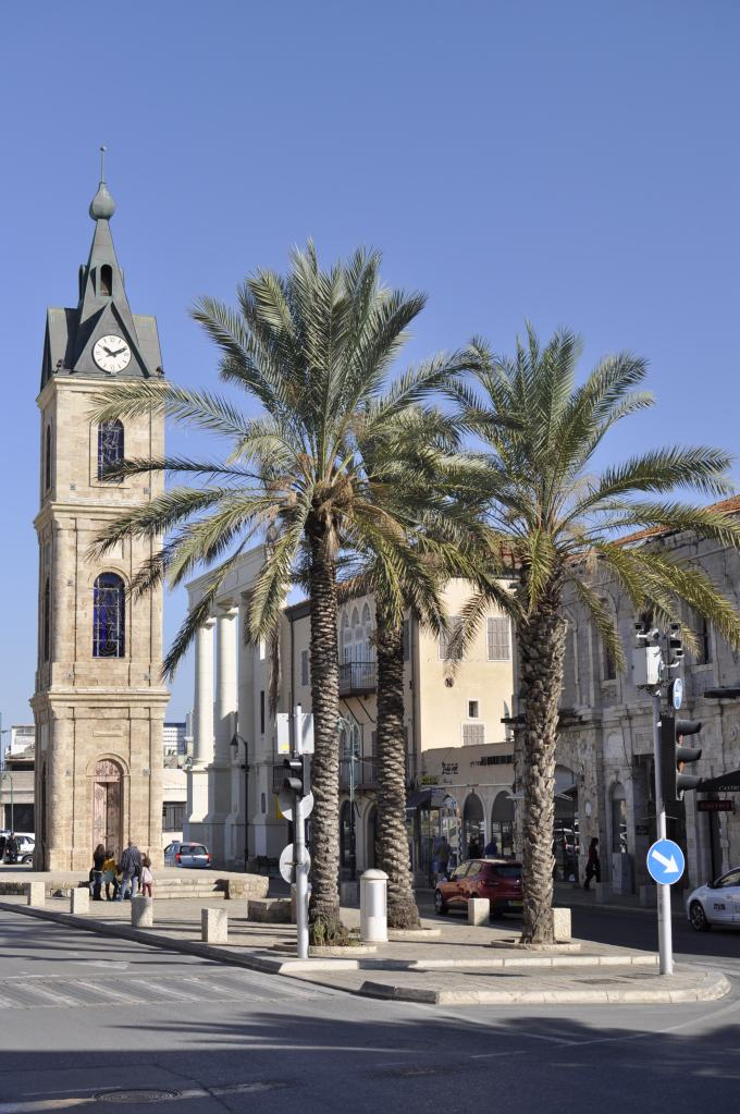 Jaffa´s Clock Tower